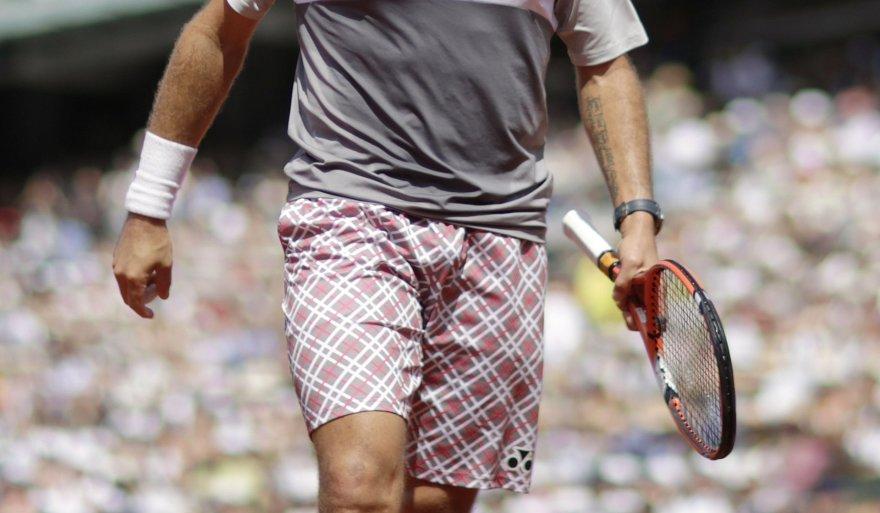 Stano Wawrinkos apranga sulaukė kritikos