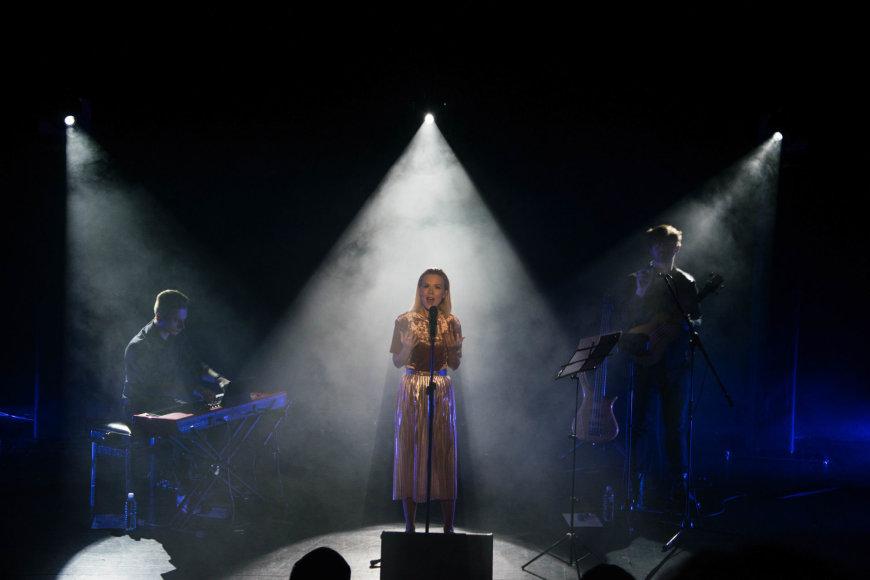Monikos Linkytės koncertas