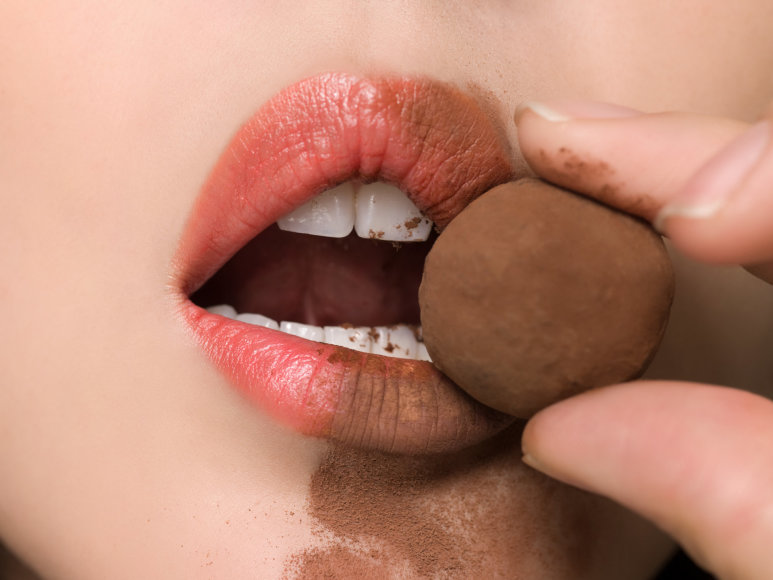 Šokoladinis triufelis
