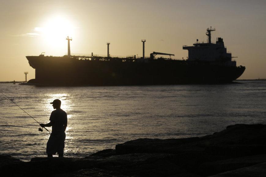 Naftos tankeris