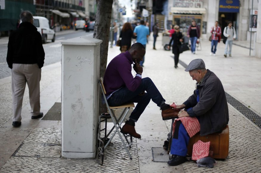 Nedarbas Portugalijoje