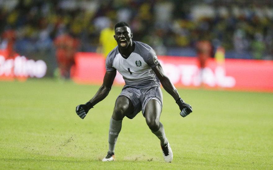 Gabone prasidėjo Afrikos futbolo pirmenybės