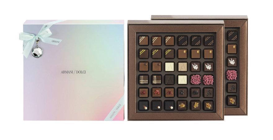 Armani Dolci - Christmas Chocolates 36 x 2