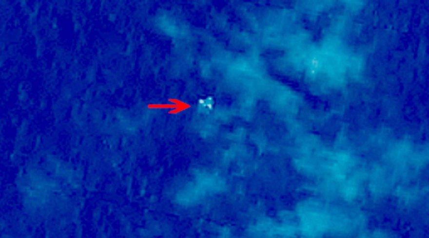 Paviešintos palydovo nuotraukos