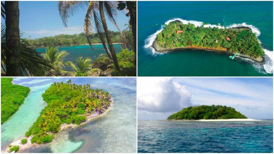 Pasaulyje parduodamos privačios salos