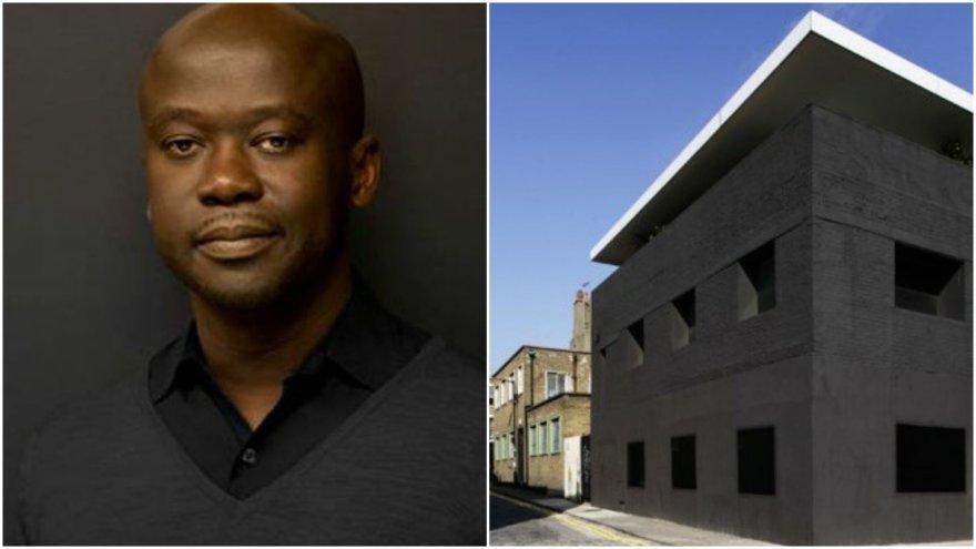 Architektui D.Adjaye – garbingas britų titulas