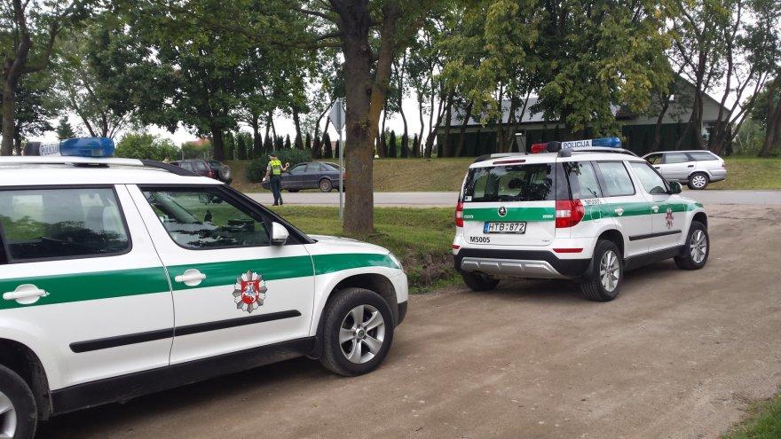Vilkaviškio policija