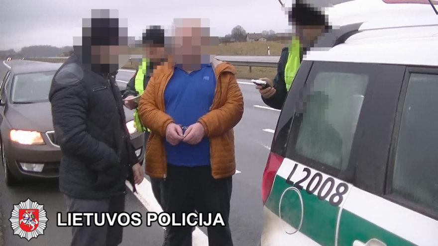 Klaipėdos ir Jungtinės Karalystės pareigūnai kartu tiria prekybos žmonėmis nusikaltimą.