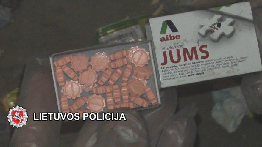 Pajūrio pareigūnai didesnį dėmesį skiria kovai su narkotikų platintojais.