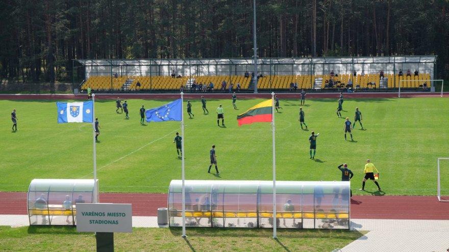 Varėnos stadione vyks sporto šventė
