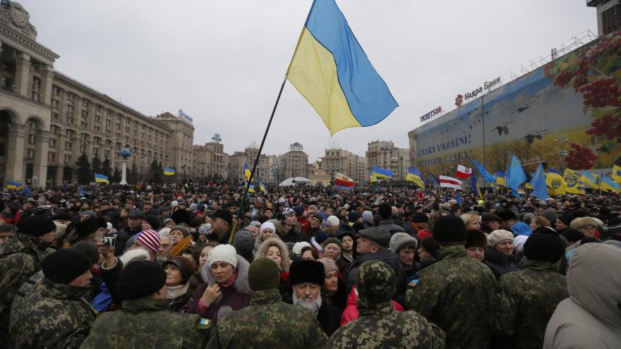 Orumo eitynės Kijeve