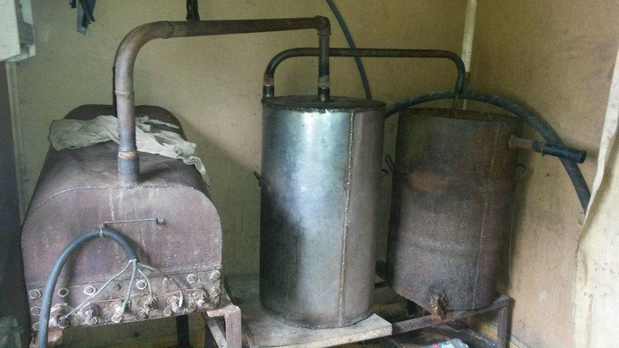Naminės gamybos aparatas