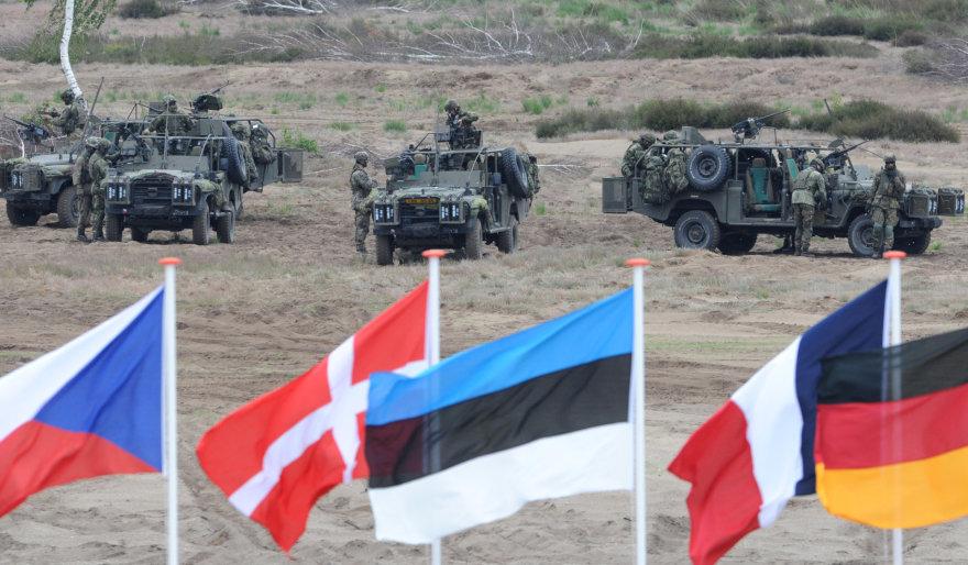 Nato pratybos Lenkijoje