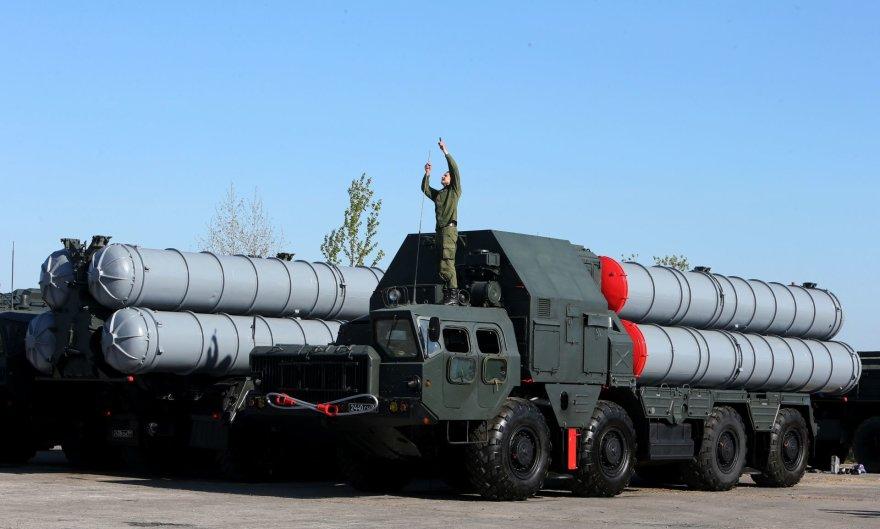 """S-300"" oro gynybos sistema"