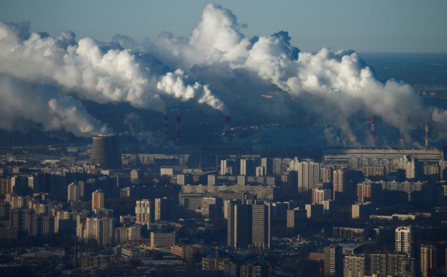 Šiluminės elektrinės Rusijoje