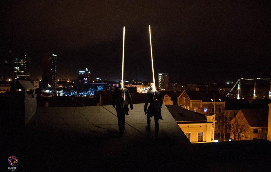 Klaipėdoje šeštadienio vakarą bus iškilmingai atverti Lietuvos kultūros sostinės renginiai.