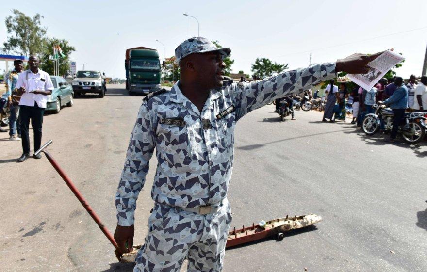 Protestas Dramblio Kaulo Krante
