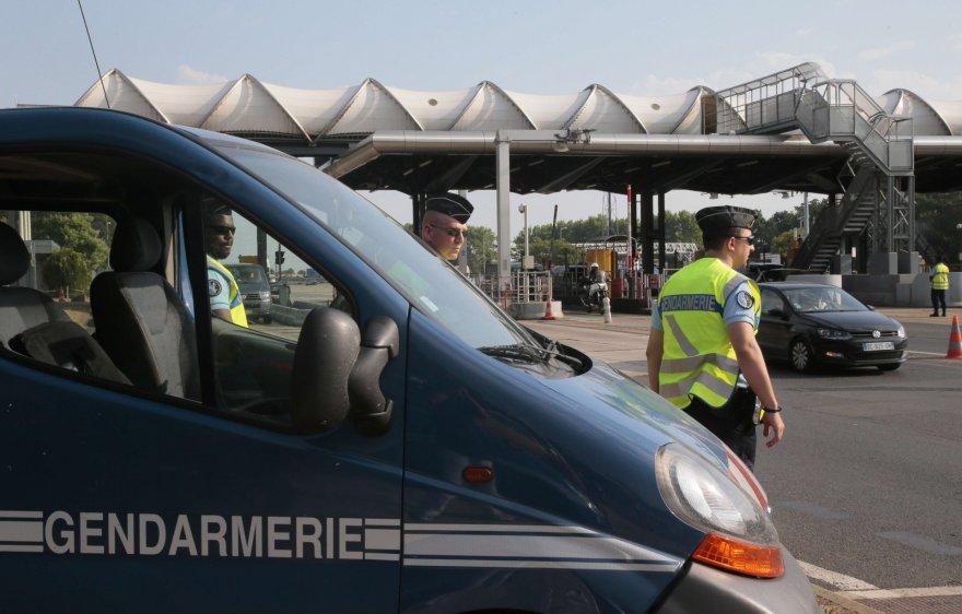 Prancūzijos policija