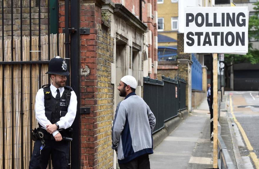 Jungtinės Karalystės parlamento rinkimai