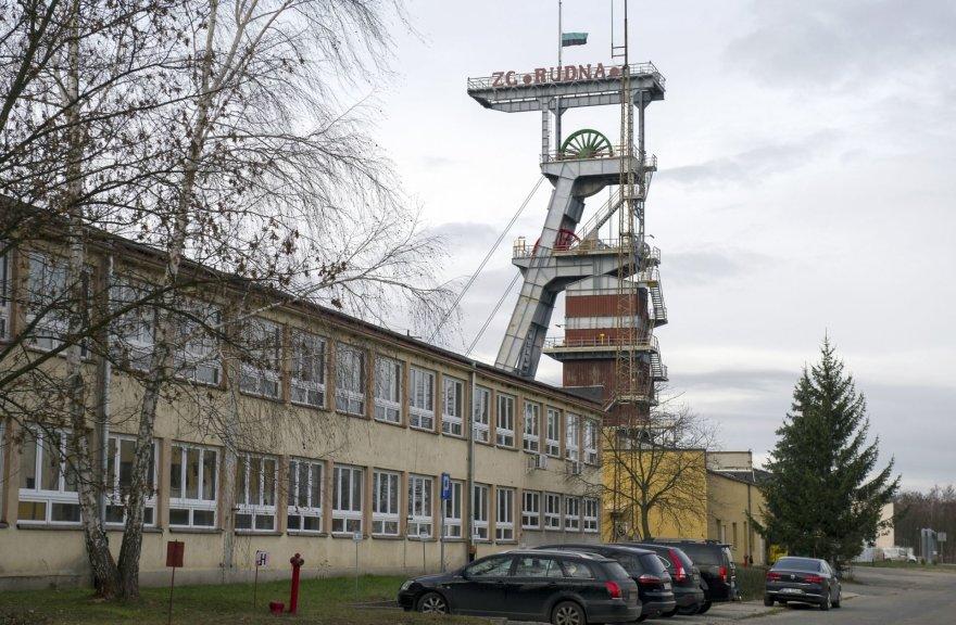 Kasyklos administracija Lenkijoje