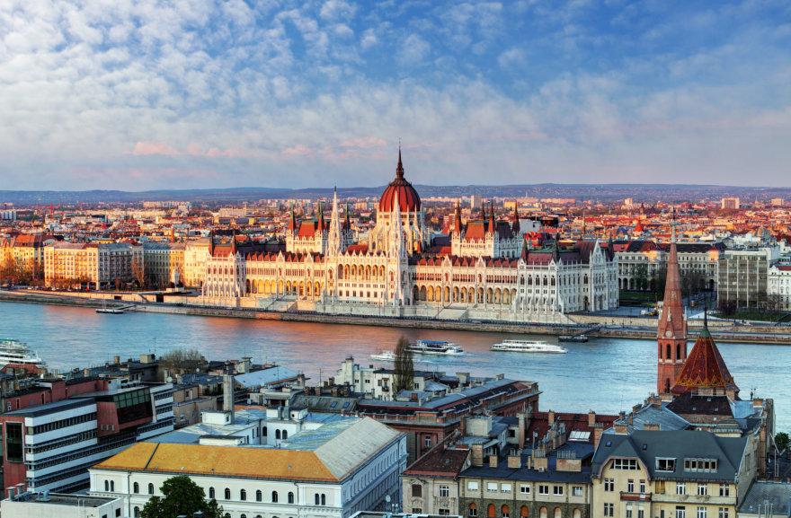 Fotolia nuotr./Budapeštas