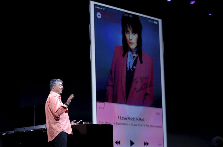 """""""Apple"""" konferencija WWDC"""