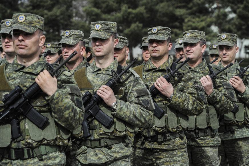Kosovo saugumo pajėgos