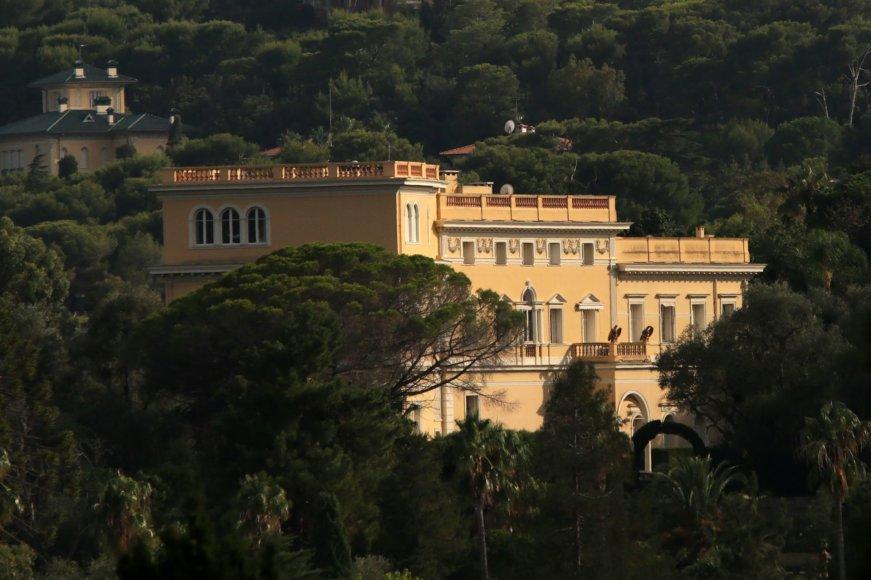 Parduodama vila už 1 mlrd. eurų