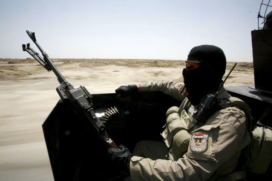 Irako pajėgos