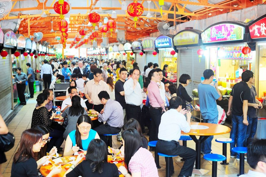 123rf.com /Singapūriečiai