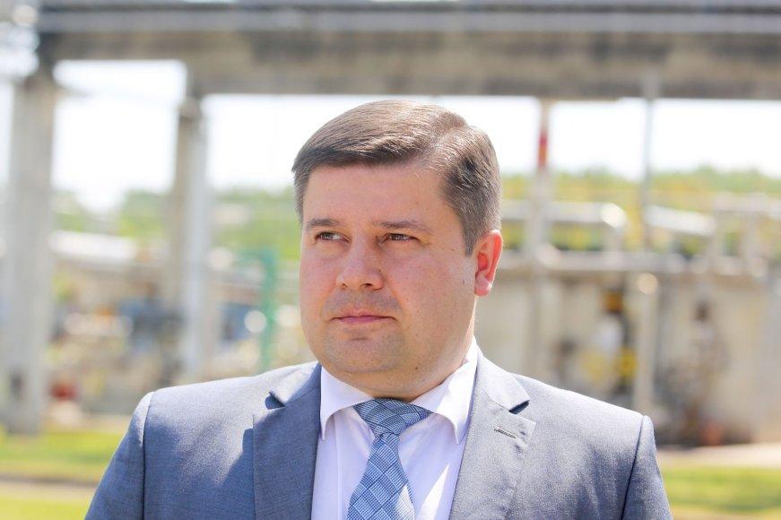 Generalinis direktorius Ramūnas Miliauskas