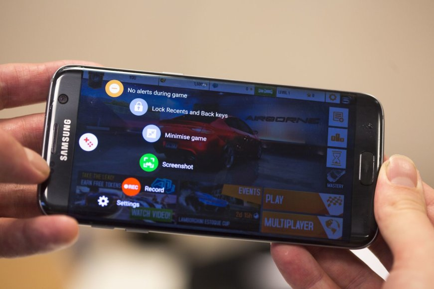 """Išmanusis telefonas """"Samsung Galaxy S7 Edge"""""""