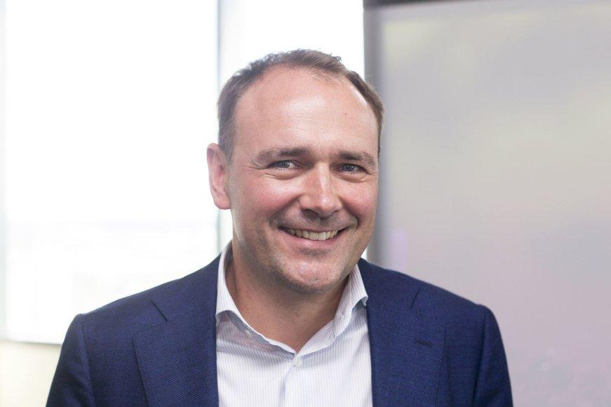 """Linas Bulzgys, """"Agrowill Group"""" generalinis direktorius"""