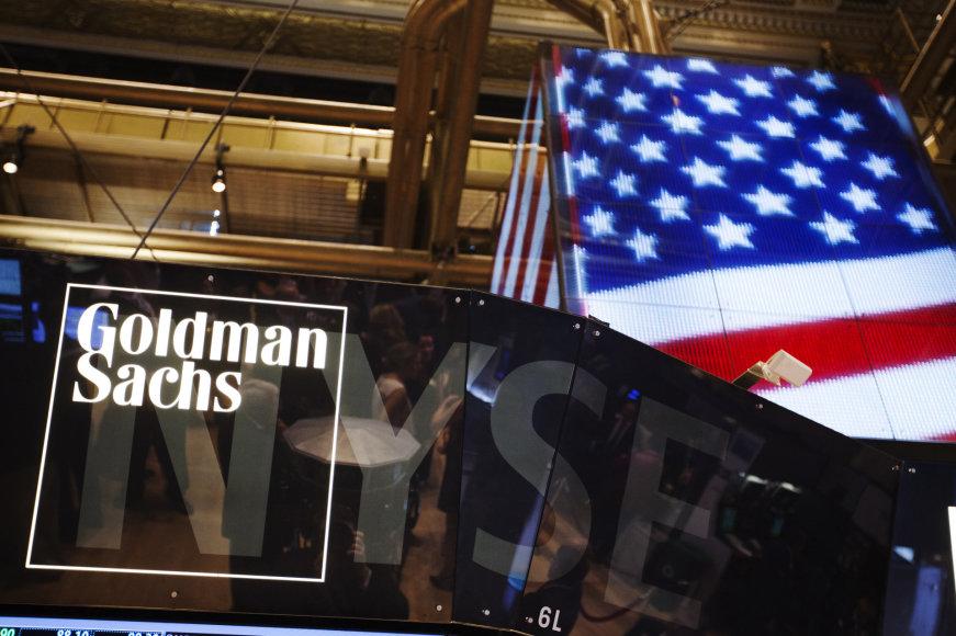 "Investicinis bankas ""Goldman Sachs"""
