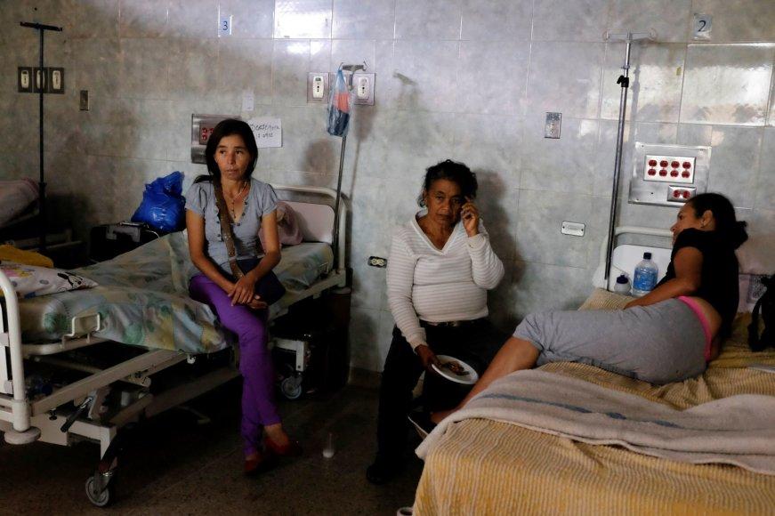 Venesuelos ligoninė