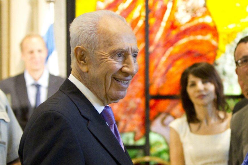 Shimonas Peresas
