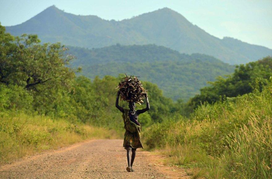 Etiopijos Omo upės slėnio gentys