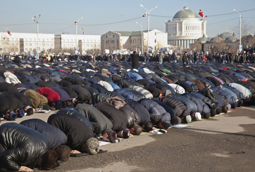Kaukazo musulmonai