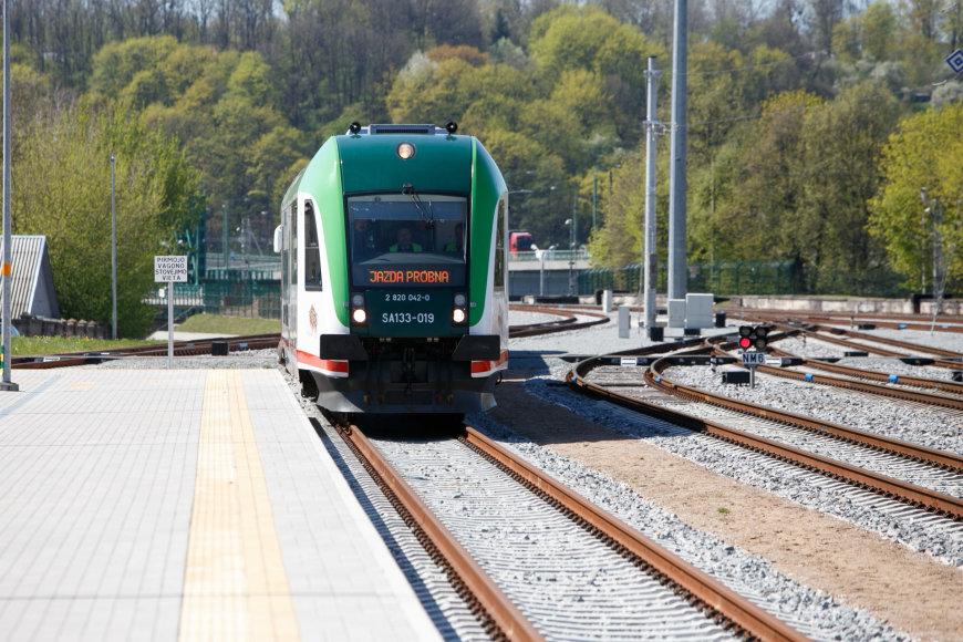 Traukinys Kaunas–Balstogė