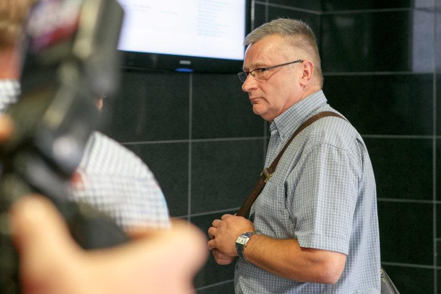 Algis Taškevičius teisme