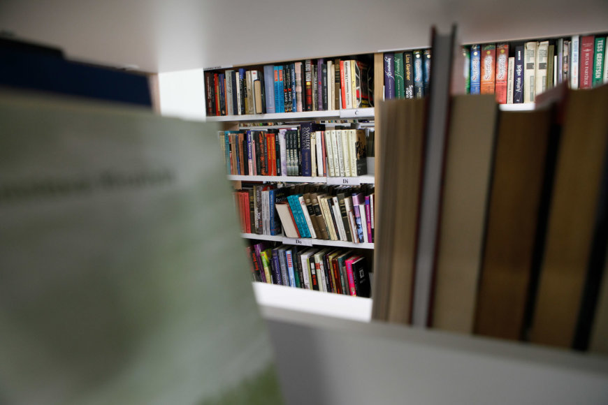 Antalieptės biblioteka