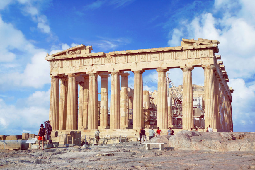 123rf.com nuotr./Atėnai