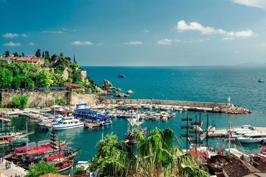Antalijos uostas