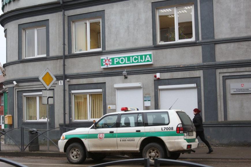 Plungės rajono policijos komisariatas