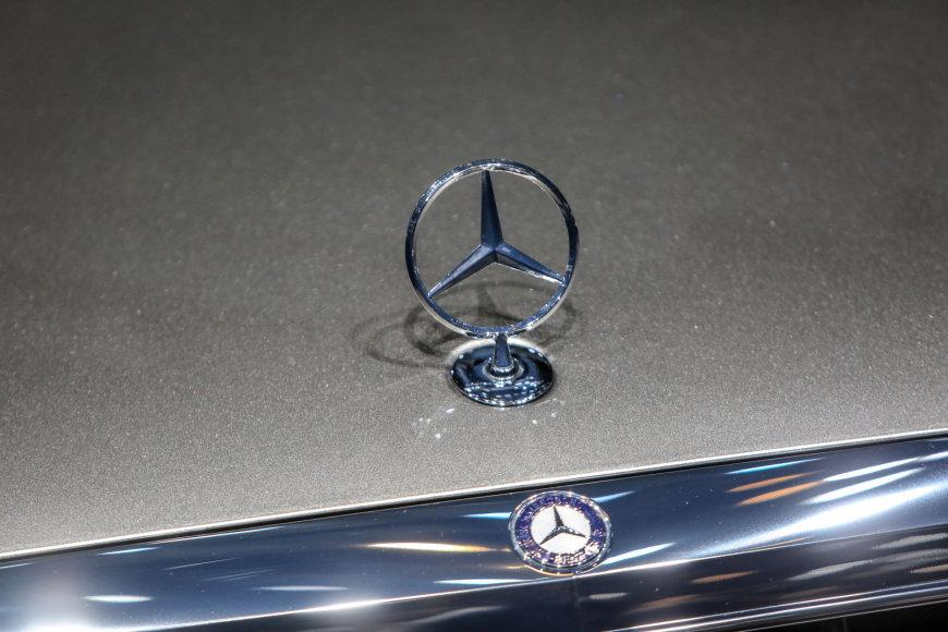 """""""Mercedes-Benz Pullman"""""""