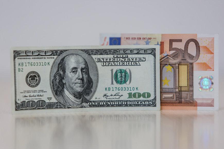 Jungtinių Valstijų doleriai