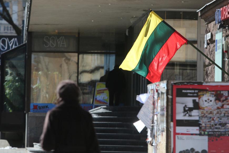 Gedulo veliavos Vilniuje