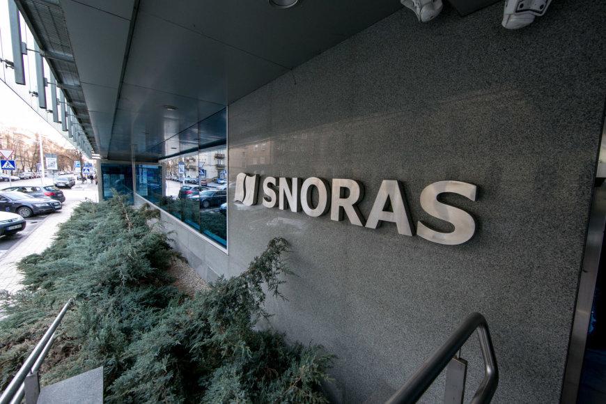 """Buvusio banko """"Snoras"""" administracinės patalpos"""