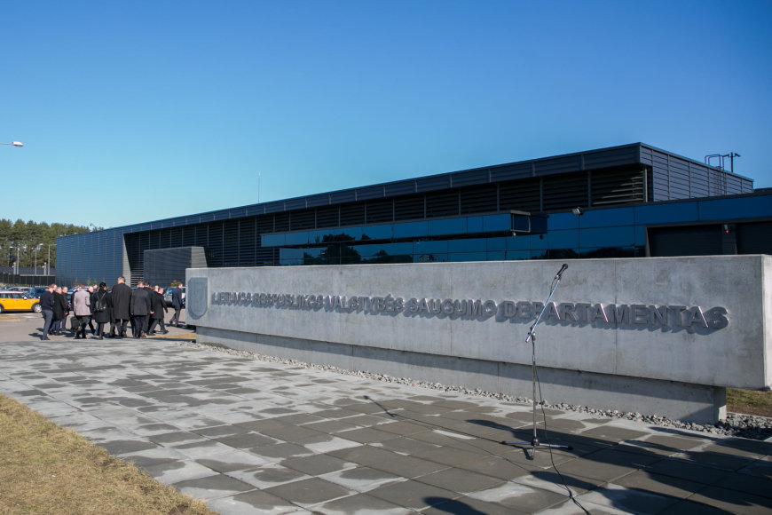 VSD pastatų komplekso atidarymas