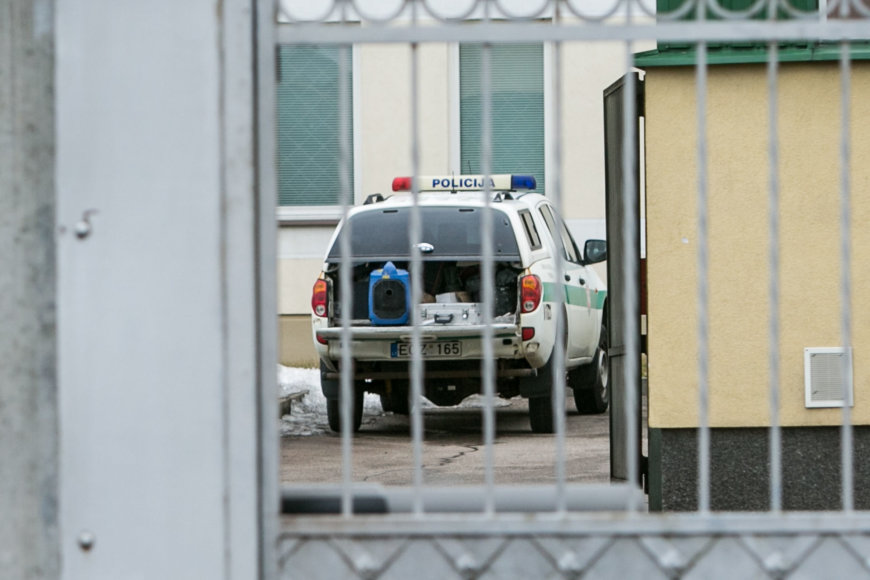 Vilniuje, Antrojo operatyvinių tyrimų departamente, nusižudė karininkas